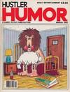 Hustler Humor March 1981 magazine back issue