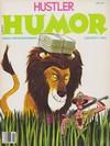 Hustler Humor January 1983 magazine back issue