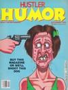 Hustler Humor September 1983 magazine back issue