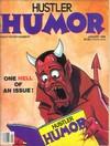 Hustler Humour January 1984 magazine back issue
