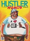 Hustler Humor September 1984 magazine back issue