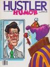 Hustler Humor January 1985 magazine back issue