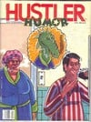 Hustler Humour April 1988 magazine back issue