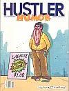 Hustler Humour August 1988 magazine back issue