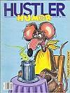 Hustler Humour October 1988 magazine back issue