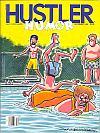 Hustler Humour December 1988 magazine back issue