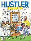 Hustler Humour January 1989 magazine back issue