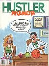 Hustler Humour September 1989 magazine back issue