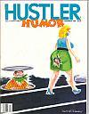 Hustler Humour December 1989 magazine back issue