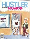 Hustler Humour May 1990 magazine back issue