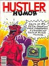 Hustler Humour June 1990 magazine back issue