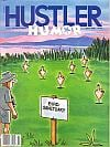 Hustler Humour July 1990 magazine back issue