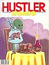 Hustler Humour September 1990 magazine back issue