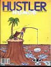 Hustler Humour August 1993 magazine back issue