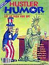 Hustler Humour July 1994 magazine back issue