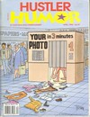 Hustler Humour April 1995 magazine back issue