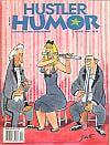 Hustler Humour August 1995 magazine back issue