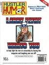 Hustler Humour Summer 2003 magazine back issue