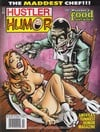 dr munchers food netwok the maddest chef america funniest humor magazine hustler comics back issue 2 Magazine Back Copies Magizines Mags