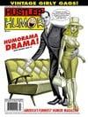 Hustler Humour Winter 2011 magazine back issue