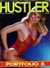 Hustler Portfolio # 8 magazine back issue