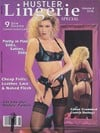 Hustler Lingerie # 8 magazine back issue