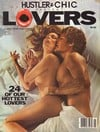 Hustler & Chic Present Lovers magazine back issue