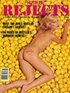 Hustler Rejects # 4 magazine back issue