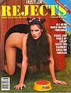 Hustler Rejects # 8 magazine back issue