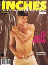Fernando Benevolo magazine cover Photographs Inches August 1987