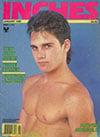 Inches January 1988 magazine back issue