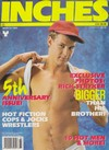 Inches March 1989 magazine back issue