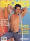 Inches October 1989 magazine back issue