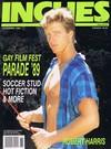 Inches November 1989 magazine back issue