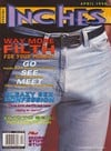 inches magazine back issues 1994 explicit gay porn mag hottest male pornstars sleazy sex pics naught Magazine Back Copies Magizines Mags