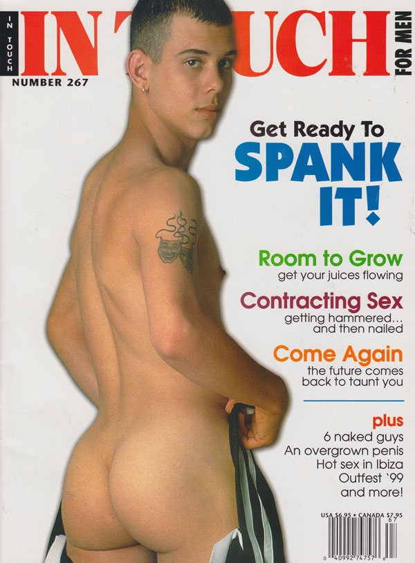 from Channing in touch gay 2004 issues