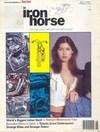 Ironhorse # 3 magazine back issue