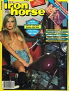 Ironhorse # 44 magazine back issue
