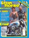 Ironhorse # 55 magazine back issue