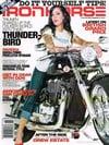 Ironhorse # 125 magazine back issue