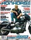 Ironhorse # 127 magazine back issue