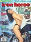 Ironhorse # 135 magazine back issue