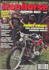 Ironhorse # 145 magazine back issue