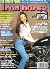 Ironhorse # 146 magazine back issue