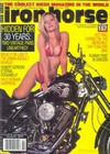 Ironhorse # 157 magazine back issue