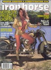 Ironhorse # 159 magazine back issue