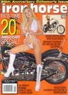 Ironhorse # 161 magazine back issue