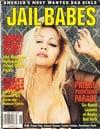 Jail Babes June 1999 magazine back issue