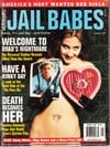 Jail Babes August 1999 magazine back issue