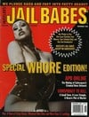 Jail Babes November 1999 magazine back issue cover image